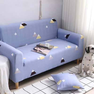 PCSACDF Funda para sofá, diseño de Plumas, para sofá, Toalla ...
