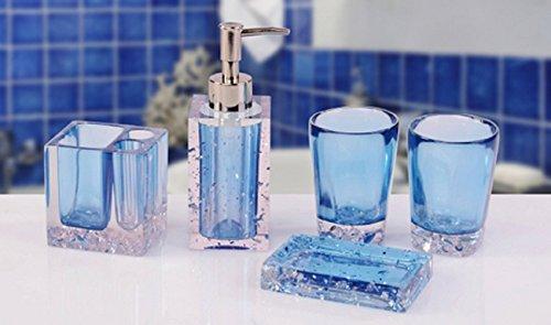 badezimmer set blau bestseller shop f r m bel und einrichtungen. Black Bedroom Furniture Sets. Home Design Ideas