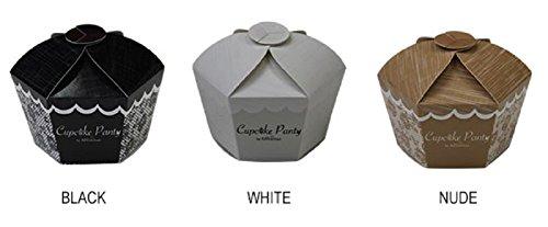 Affinitas Intimates Cupcake 3 Thong Pack P42 (One Size, Basic)