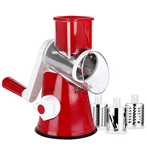 Manual Rotary Cheese Grater