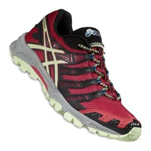 ASICS GEL FUJI granate
