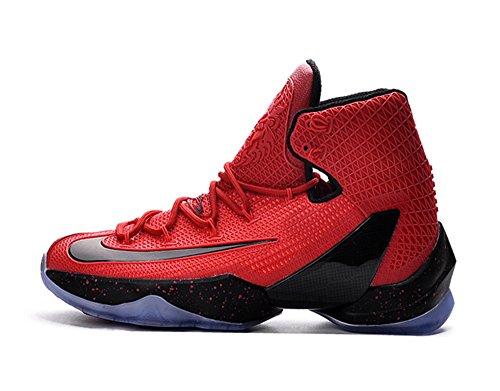 Men's LeBron XIII Elite Shoes LeBron 13 Elite Basketball Shoe - University Red/Black