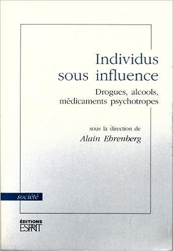 Couverture de Individus sous influence