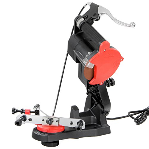 XtremepowerUS Electric Chainsaw Grinder Sharpener