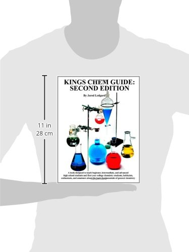 kings chem guide second edition jared ledgard 9780578058658 rh amazon com Chemistry Guide IB Diploma Chemistry Guide IB Diploma