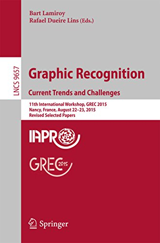 Cheap  Graphic Recognition. Current Trends and Challenges: 11th International Workshop, GREC 2015, Nancy,..
