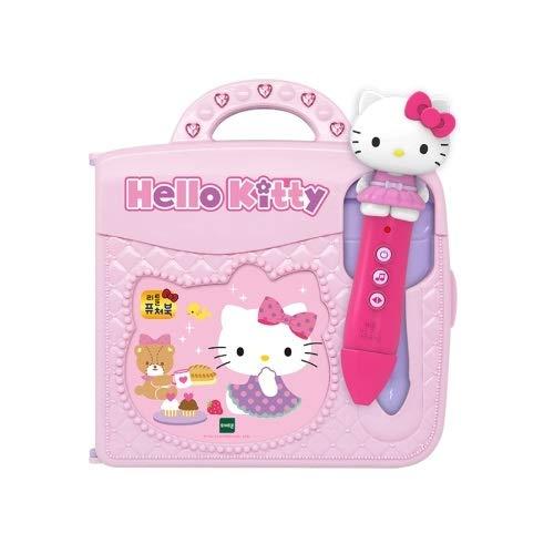 Toytron Little Future Book Hello Kitty Pen Children Toy