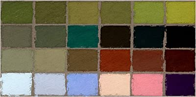 Diane Townsend Soft Pastels- 24 Color Landscape Set B