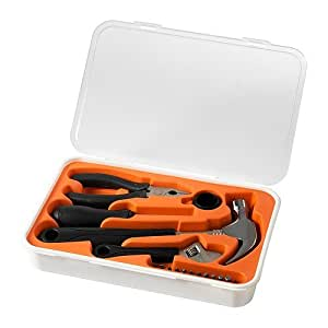 Ikea 001.692.54 Fixa Tool Kit, 17-Piece