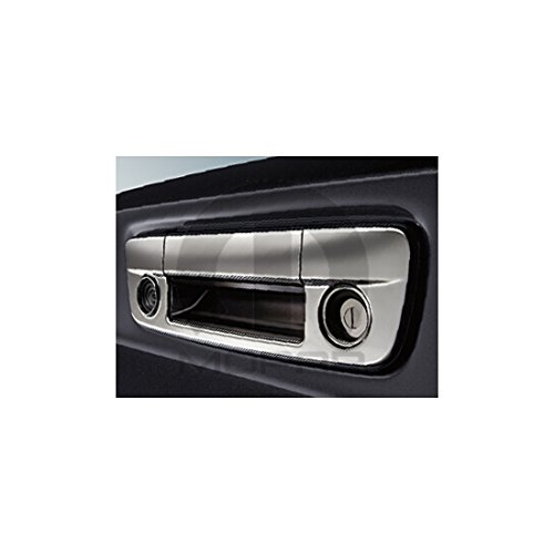 Chrome Tailgate Bezel (Dodge Ram Equipped W/ Back Up Camera Mopar Chrome Tailgate Handle Bezel)
