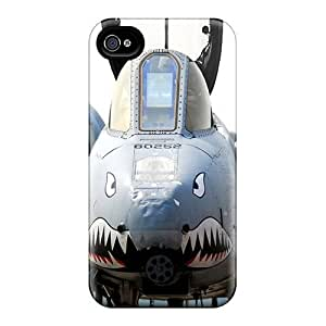 New Cute Funny A 10c Thunderbolt Ii Cases Covers/ Ipod Touch 5 Cases Covers