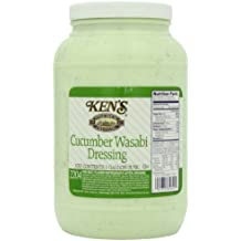Ken's Dressing, Wasabi Cucumber, 2 1 Gallon Containers
