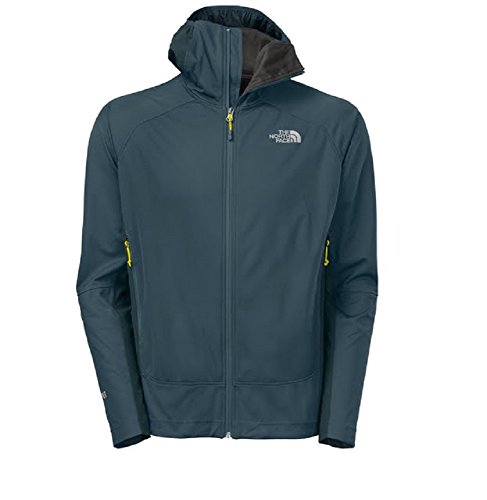 The North Face Men's Alpine Project Hybrid Hoody (2XL, Conquer Blue) (Jacket Project Athletic Fit)