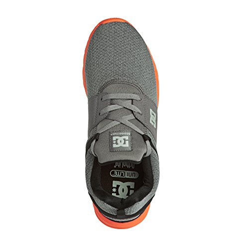 DC Shoes - DC Heathrow Shoe - Grey Ash