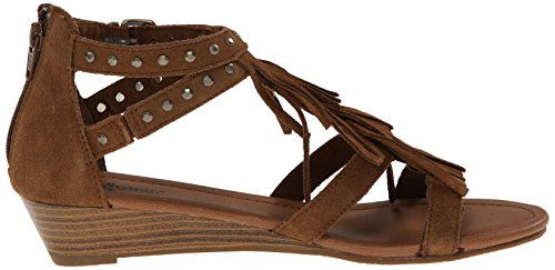 Minnetonka Women's Monaco Ankle Brown - Braun (Dusty Brown) 5fBS21H0W4