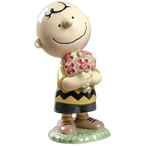Nao by Lladro Charlie Brown Porcelain Figurine by NAO