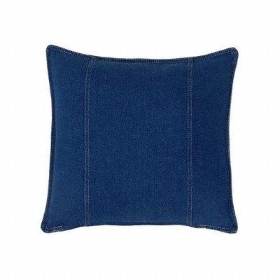 Karin Maki American Denim Cotton Square Pillow ()