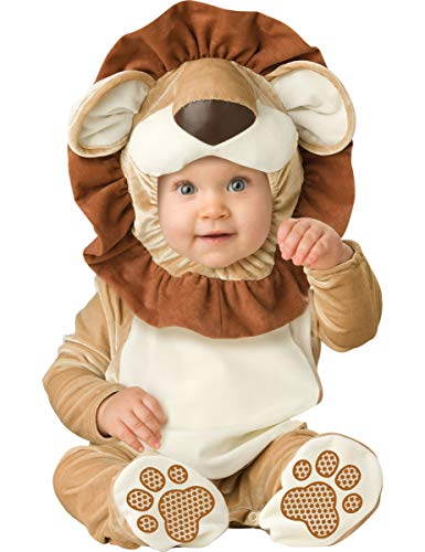 Lovable Lion Infant Toddler Costume ()