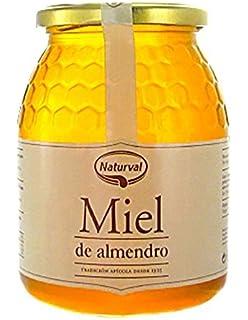Naturval - Miel de Almendro, Aroma Floral y Frutal, Sabor Rico y Dulce,