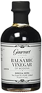 Balsamic Vinegar of Modena Goccia Nera 250ml | Best for Vinaigrettes, Glazes and Marinades
