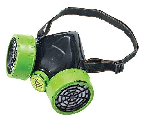 Biohazard Zombie Respirator (Zombie Mask For Sale)