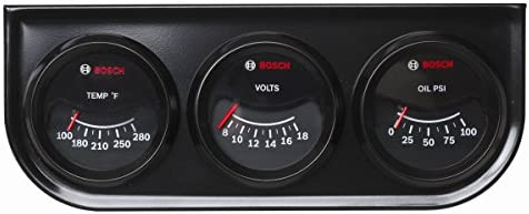 Bosch SP0F000024 Custom Triple Gauge product image