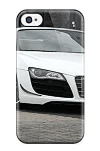 Awesome Audi R8 Gt 37 Flip Case With Fashion Design For Iphone 4/4s