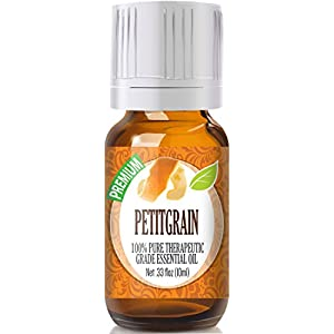 Petitgrain 100% Pure, Best Therapeutic Grade Essential Oil - 10ml