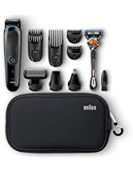 Braun Braun Multi Grooming Kit Mgk3980 Black/blue -...