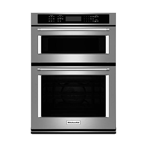 KitchenAid KOCE507ESS KOCE507ESS 27 Stainless Convection Wall Oven/Microwave Combo