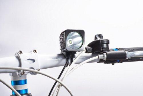 DULEX®Super Bright CREE XM-L T6 U2 1800Lm 3 Modes White LED Bike Lamp Light Cree LED Headlight Solid Waterproof Cree LED Bicycle Light