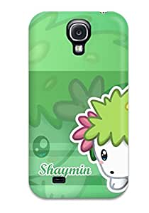 Galaxy S4 Case, Premium Protective Case With Awesome Look - Pokemon
