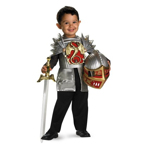 Knight of the Dragon - Size: (Toddler Prince Costumes)