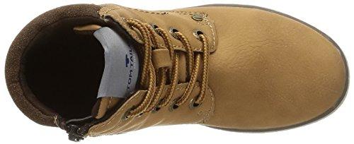 Tom Tailor Jungen Hohe Sneakers Braun (Camel)