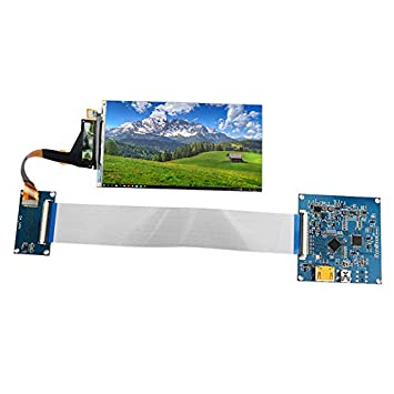 Nrpfell HDMI to MIPI LCD Controller Board with 5 5inch