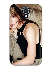 Excellent Design Keira Knightley Phone Case For Galaxy S4 Premium Tpu Case