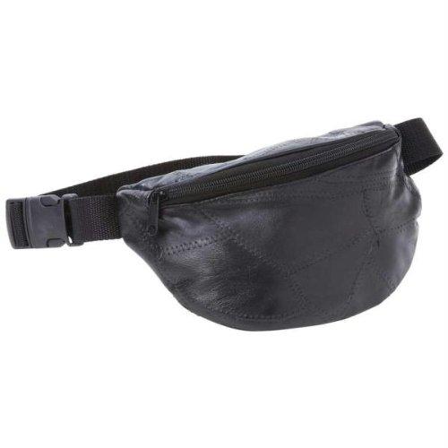 Embassy- Italian Stone- Design Genuine Leather Waist Bag