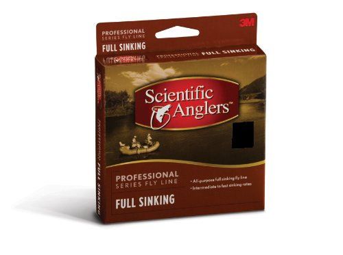 Scientific Anglers Professional Sink IV Fly Line WF9S