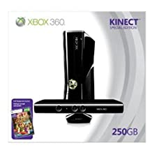 Xbox 360 250GB Kinect Bundle - Bundle Edition