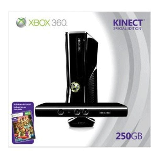 Used, Xbox 360 250GB Kinect Bundle - Bundle Edition for sale  Delivered anywhere in Canada