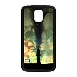 Creative Night Graffiti Custom Protective Hard Phone Cae For Samsung Galaxy S5