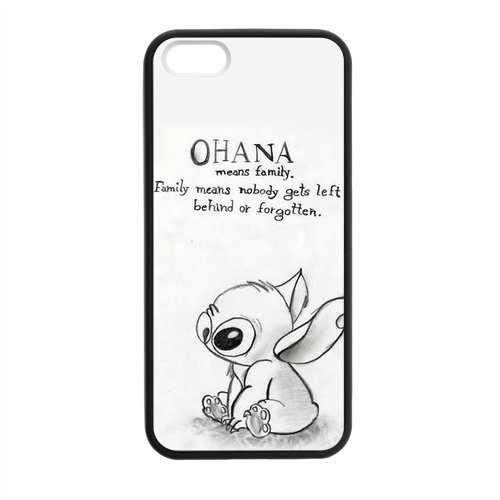 HOT Selling Funny Cute OHANA & Classic Family Quote Phone Ca
