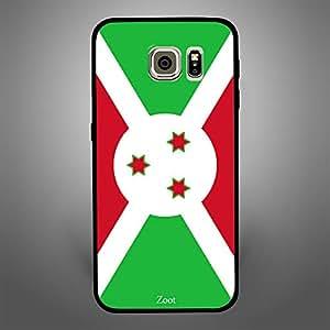 Samsung Galaxy S6 Edge Burundi Flag