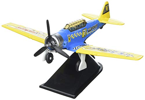 (Richmond Toys 111121 Airshow 7, Blue/Yellow)