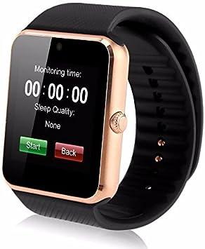 Mobiper® Smart Watch facebook whatsapp Reloj Inteligente Bluetooth ...
