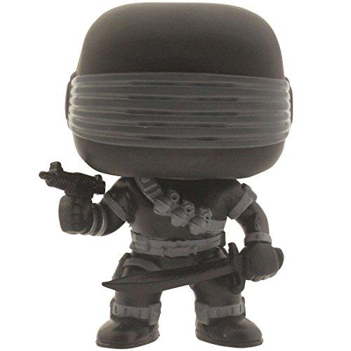 Funko POP TV: G.I. Joe - Snake Eyes Action Figure -