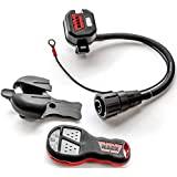 WARN 102230 Wireless Remote Kit, Fits: 12V and 24V Electric Industrial Series Winches