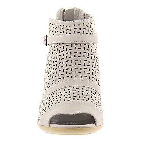 Sandalo Tacco Carrigan Delle Grigia Street Sintetica Easy Donne pHB5BWqdg