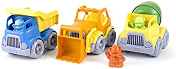 3-Pk. Green Toys Construction Vehicle