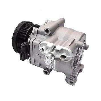 CNX compresor climatizador de aire acondicionado Sidat FORD FIESTA VI gasolina 2: Amazon.es: Coche y moto